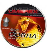 Diabolo Umarex Cobra kal.4,5mm / 500ks