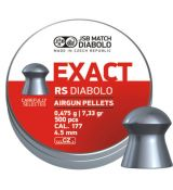 JSB Diabolo Exact RS kal. 4,52mm / 500ks