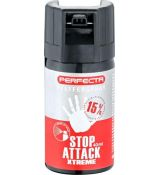 Obranný sprej Perfecta Pepper Stop Attack Xtreme 40ml (15%OC)